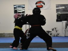 Sparring and Fighting Class